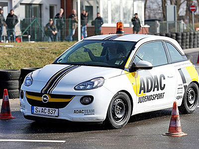 ADAC Slalom-Youngster-Cup